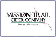 Mission Trail Ciruela Blanca beer Label Full Size
