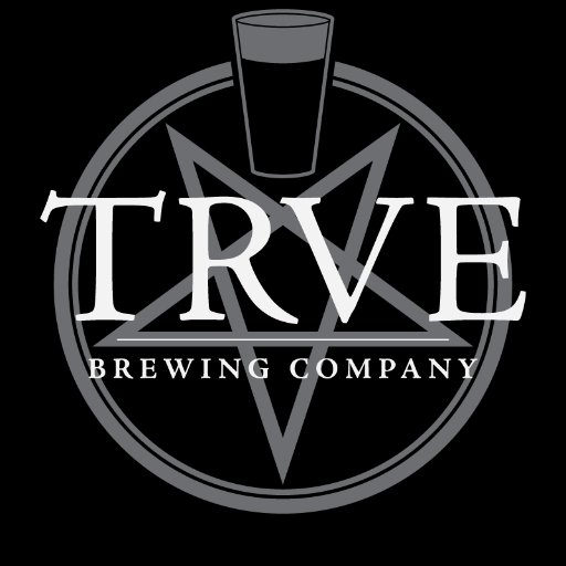 TRVE Burning Off Impurities beer Label Full Size