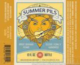 Breckenridge Summer Pils beer