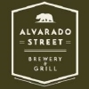 Alvarado Street Citraveza Lager\ beer Label Full Size