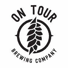 On Tour Brewing Circling Skies beer Label Full Size