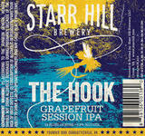 Star Hill The Hook Grapefruit Beer