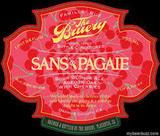 Bruery Sans Pagaie w/ Cherry beer