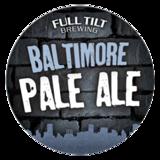 Full Tilt Baltimore Pale Ale beer