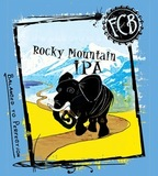 Fort Collins Rocky Mountain IPA beer