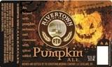 Rivertown Pumpkin Ale beer