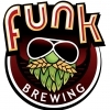 Funk Brewing Project Haze 004 beer Label Full Size