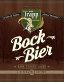 Von Trapp Bock Bier beer
