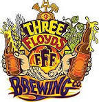 Three Floyds/ Pipeworks Zombie vs. Unicorn beer