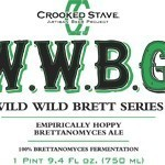 Crooked Stave Wild Wild Brett Blue beer