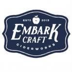 Embark Craft Ciderworks Strawberry Rhubarb beer