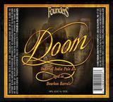 Founders Doom IPA beer