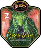 Founders Green Zebra Watermelon Gose Beer