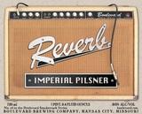 Boulevard Reverb Imperial Pilsner beer