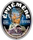 Unibroue Ephemere Sureau (Elderberry) beer