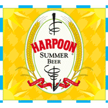 Harpoon Summer beer Label Full Size