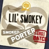 Oakshire Lil' Smoky Smoked Porter beer
