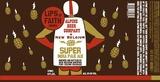 New Belgium Alpine Super IPA beer