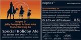 Nogne O Special Holiday Ale beer