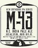 Old Nation M-43 Juicy IPA Beer