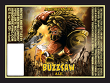 Arbor Buzzsaw American IPA beer