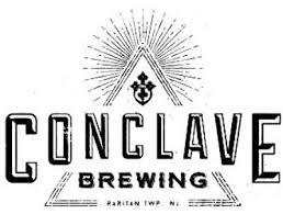 Conclave Gravitational Pull beer Label Full Size