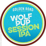 Golden Road Wolf Pup beer
