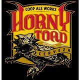 Coop Horny Toad beer