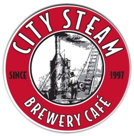 City Steam Innocence Ale beer Label Full Size