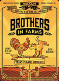 Two Roads Brothers In Farms Beer
