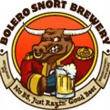 Bolero Snort Crushabull IPA beer Label Full Size