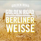 Golden Road Berliner Weisse beer