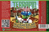Terrapin All American Imperial Pilsner beer