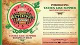 Wet Ticket Watermelon Wheat Beer