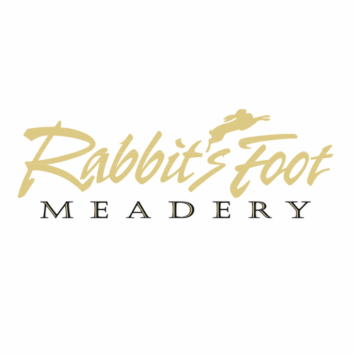 Rabbit's Foot Meadery - Blackberry Mead beer Label Full Size
