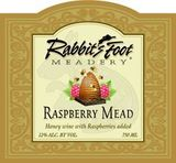 Rabbit's Foot Meadery - Raspberry Mead Beer