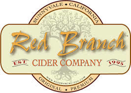 Red Branch Cider - Black Cherry beer Label Full Size