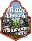 Rusty Rail Train Wreck Imperial IPA beer