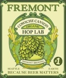 Cowiche Canyon Organic Hop Lab #1 beer