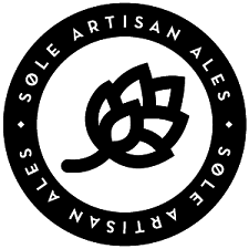 SOLE Artisan Ales Super Silk IPA beer Label Full Size