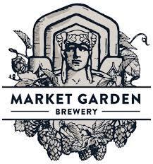 Market Garden Frosty beer Label Full Size