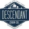 Descendant Dry - Unfiltered beer Label Full Size