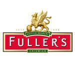 Fuller Brit Hop beer Label Full Size
