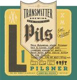 Transmitter L1 Pilsner Beer
