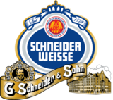 Schneider Weisse Tap X Marie's Rendezvous beer