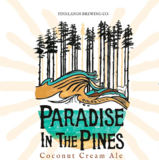 Pinelands Paradise in the Pines beer