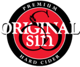 Original Sin Black Widow Beer