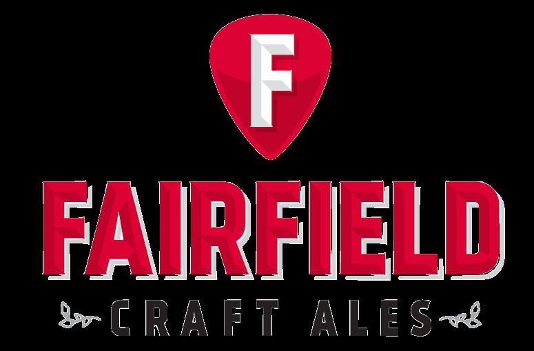 Fairfield Craft Ales My Hero beer Label Full Size