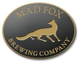 Mad Fox Kellerbier Kolsch beer Label Full Size