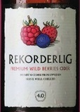 Rekorderlig Wild Berries beer